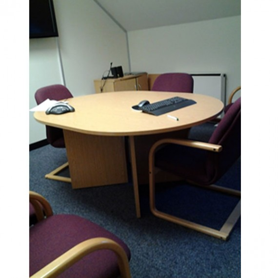 small-circular-conference-table