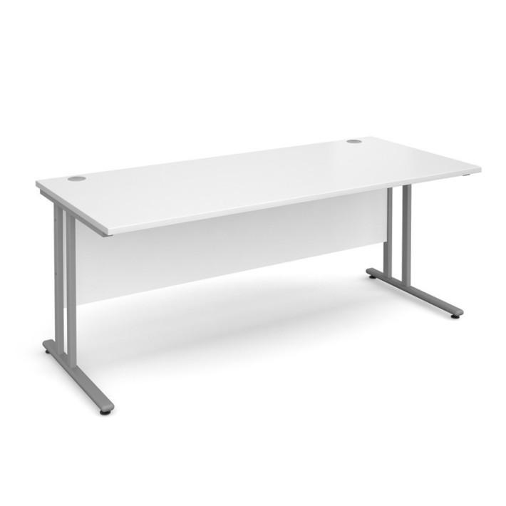 straight-office-desk