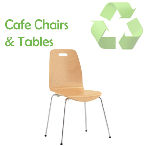 Cafe Chairs & Tables